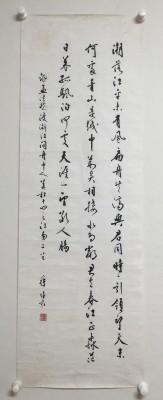 蒋维崧精品软片尺寸34X102