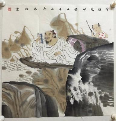 徐永生作品尺寸50x50软片