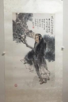 王炳龙精品,武松
